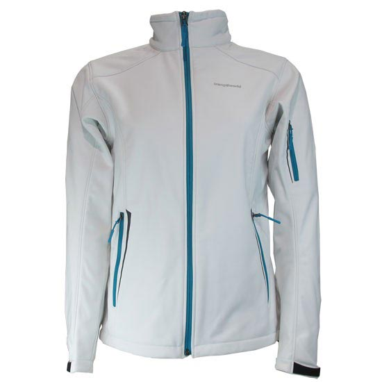 Trangoworld Dhua 296 Jacket W - Blanco
