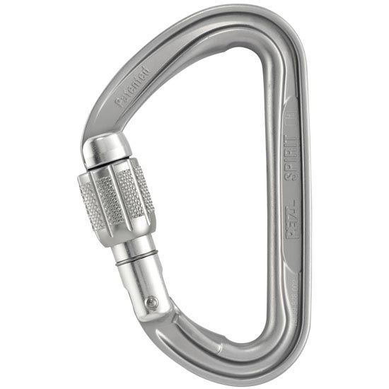 Petzl Spirit Screw-Lock -