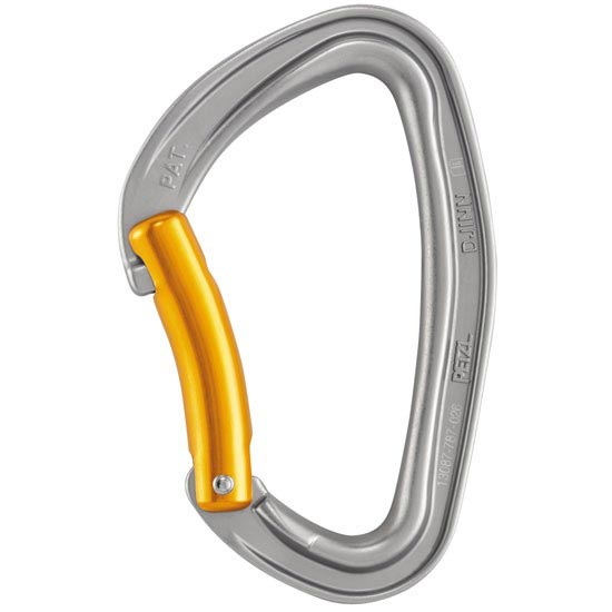 Petzl Djinn Bent Gate -