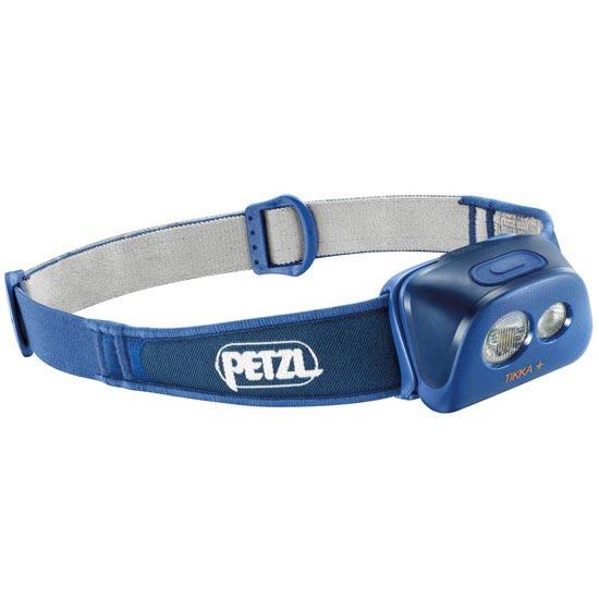 Petzl Tikka + 100 lumens - Bleu Tejan