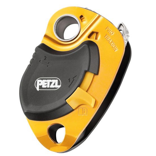 Petzl Pro Traxion New -