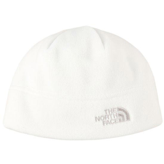 The North Face Flash Fleece Beanie - Moonlight Ivory