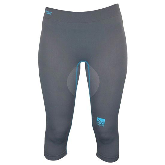 Ottomila Pro Tight Capri W - Grey/Blue