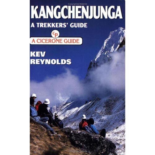 Ed. Cicerone Press Kangchenjunga. A trekkers´ guide -