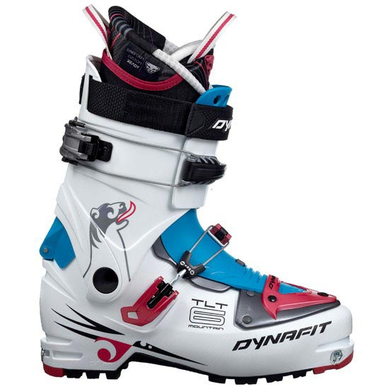 Dynafit TLT 6 Mountain W'S CR - White/Blue, White/Blue