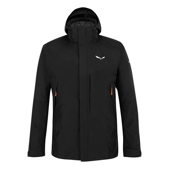 Salewa Stelvio Convertible Jacket - Black