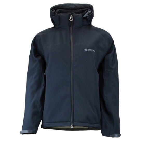 Grifone Auster Jacket W - Gris oscuro
