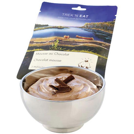 Trek'n Eat Mousse de Chocolate 100 g -