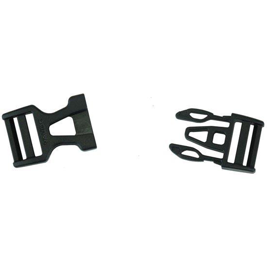 Vaude Steckschnalle 20 mm Dual Adjust -