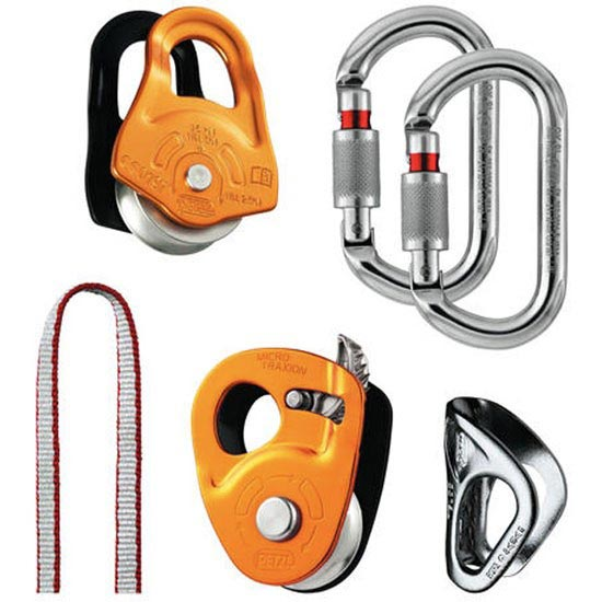 Petzl Crevasse Rescue Kit -