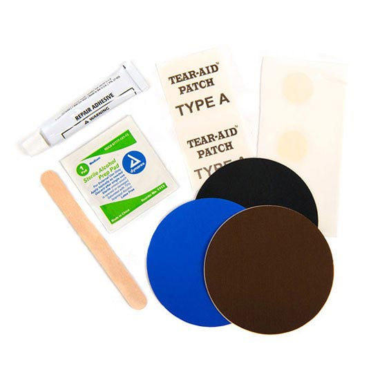 Therm-a-rest Permanent Home Repair Kit -