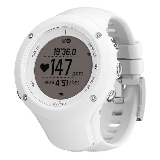 Suunto Ambit2 R White HR - Photo de détail
