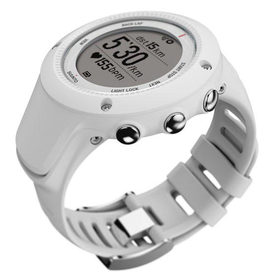 Suunto Ambit2 R White - Photo de détail