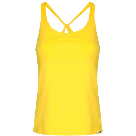 The North Face Gentle Stretch Cami Femme - Lightning Yellow