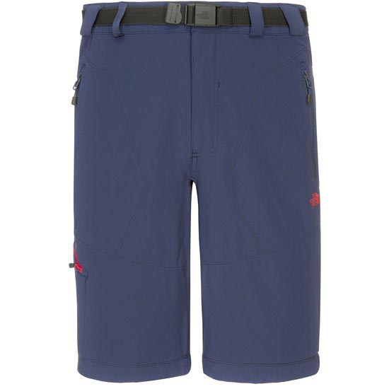 The North Face Paseo Short - Cosmic Blue