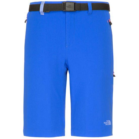 The North Face Roca Short W - Dazzling Blue