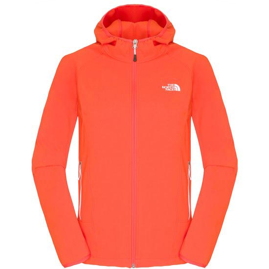 softshell de mujer nimble the north face
