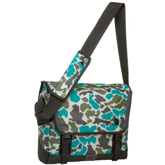 The North Face BC Messenger M - Jaiden Green Duckmo Print