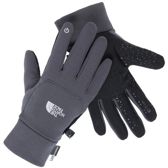 The North Face Etip Glove - Asphalt Grey