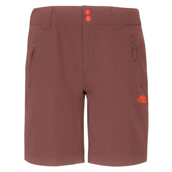 The North Face Trekker Short W - Fudge Brown