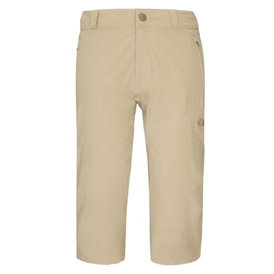 The North Face Trekker Capri W - Dune Beige