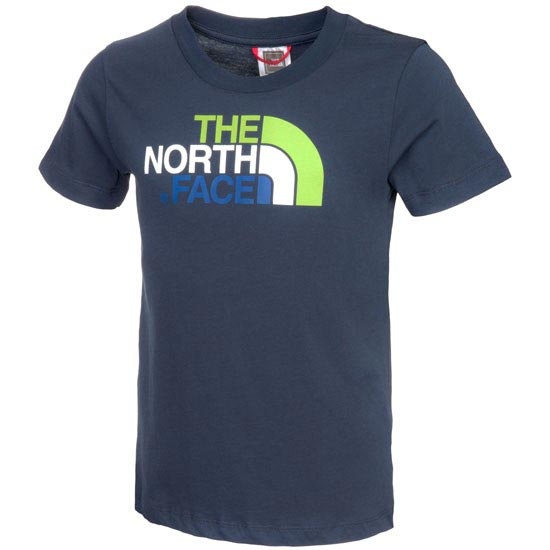 The North Face S/S Easy Tee Y - Cosmic Blue