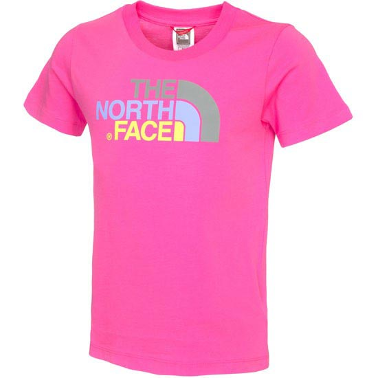 The North Face S/S Easy Tee Y - Azalea Pink