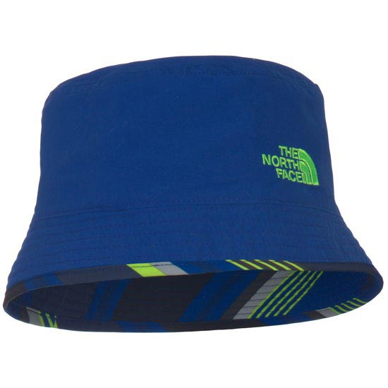 The North Face Sun Stash Hat - Honor Blue Stripe