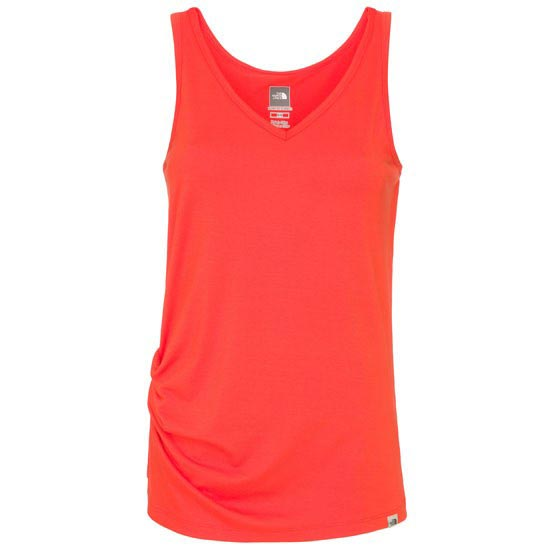 The North Face Lisa Tank W - Fire Brick Red