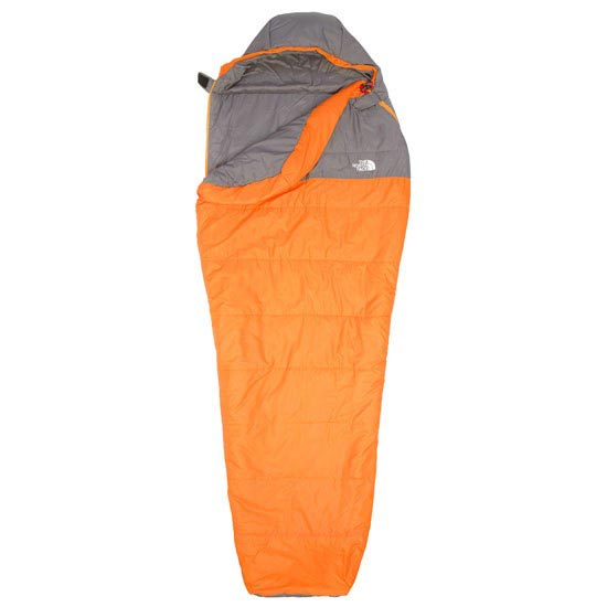 The North Face Aleutian 35/1 - Russet Orange/Zinc Grey