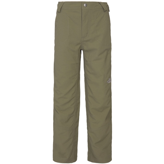 The North Face Horizon Pant B - Burnt Olive Green