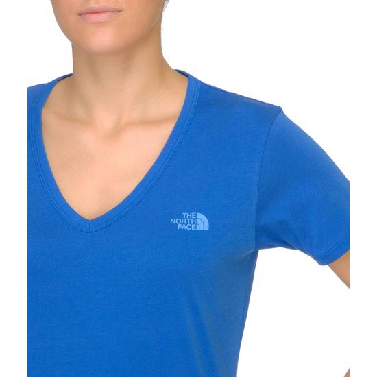 The North Face S/S Simple Dome Tee W - Detail Foto