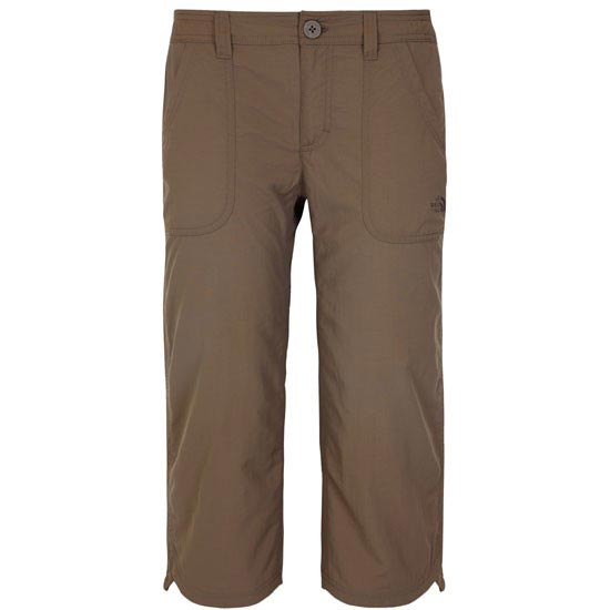 The North Face Horizon Betty Capri W - Weimaraner Brown