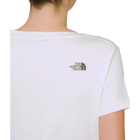 The North Face Never Stop Exploring Tee W S/S - Detail Foto