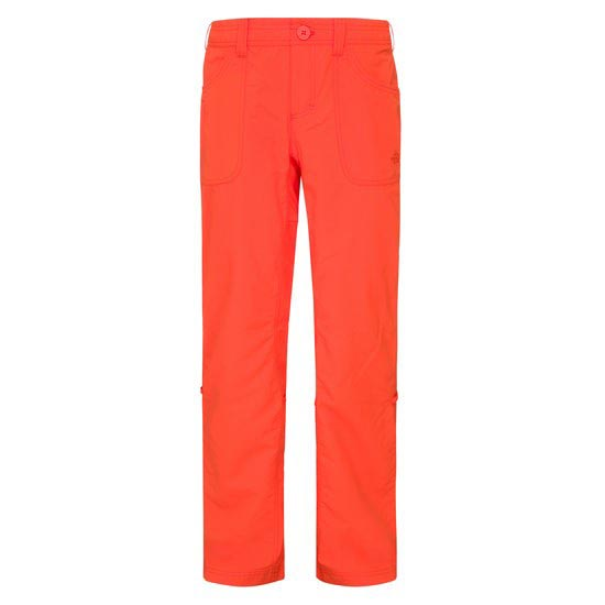 The North Face Horizon Tempest Pant W -EU - Fire Brick Red