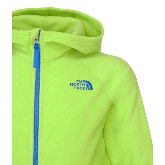 The North Face B Glacier Full Zip Hoodie - Photo de détail