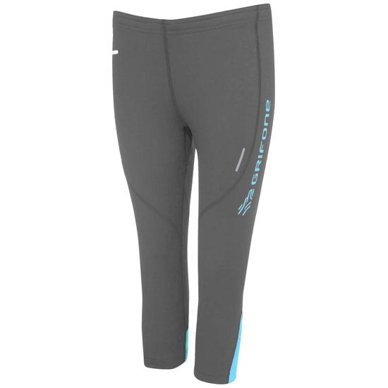 Grifone Mossy Tight 3/4 W - Steel Grey/Scuba Blue