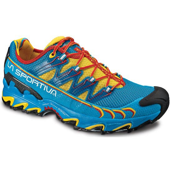 La Sportiva Ultra Raptor - Yellow/Blue