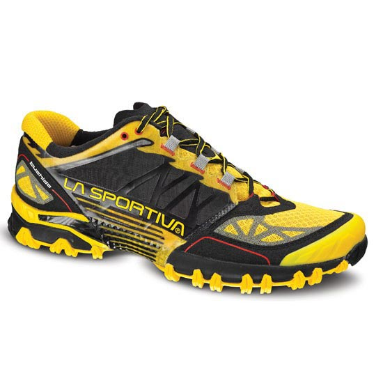 La Sportiva Bushido - Yellow/Black