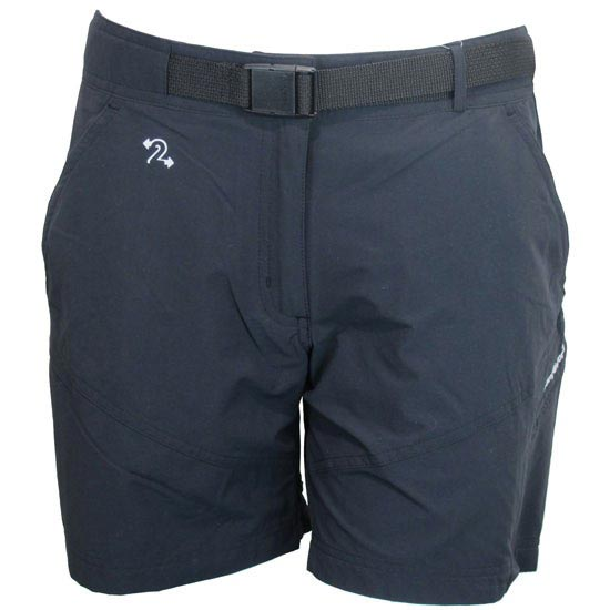 Trangoworld Yittu Short W - Black