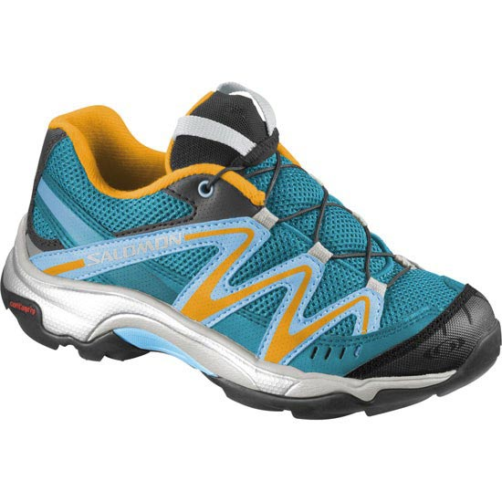Salomon XT Wings Jr - Bblue/SBlue/YGold