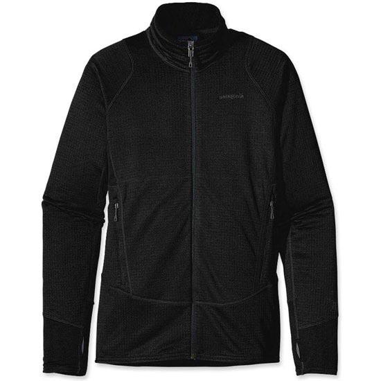 Patagonia R1 Full Zip Jacket - Black