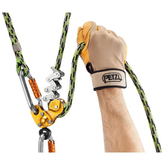 Petzl ZigZag - Photo of detail