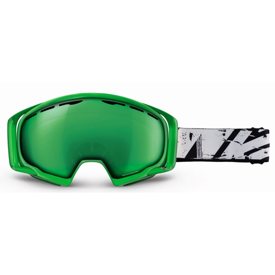 K2 Photophase Green Brown Triptic -