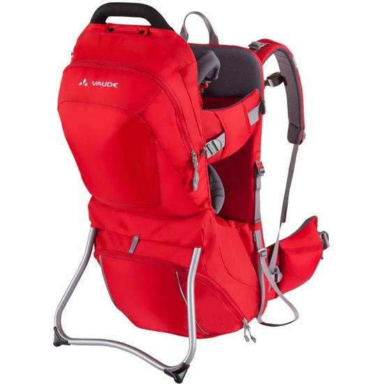 Vaude Shuttle Comfort Red -