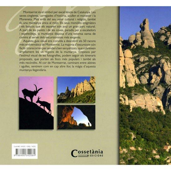 Ed. Cossetania Montserrat 50 Indrets amb encant - Photo of detail