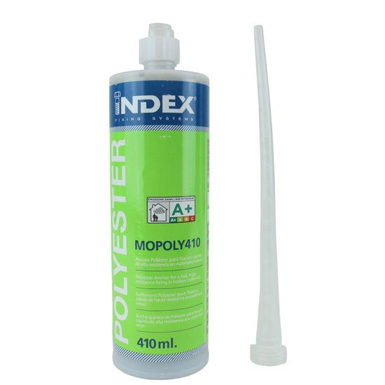 Index Resina Poliéster MOPOLY 410 ml -