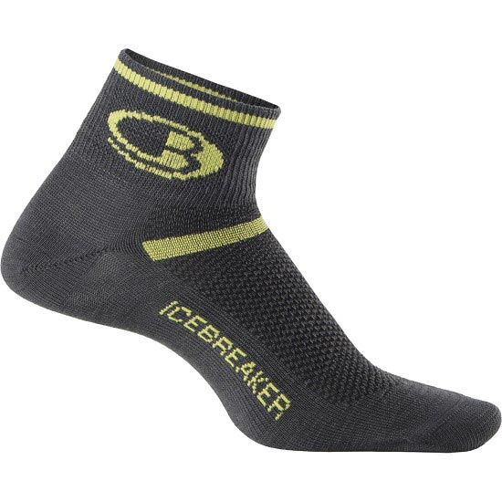 Icebreaker Multisport Ultra Lite Mini - Oil/Volt