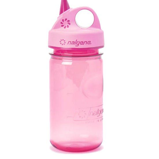 Nalgene Trinkflasche Grip N' Glup 375 ml - Pink