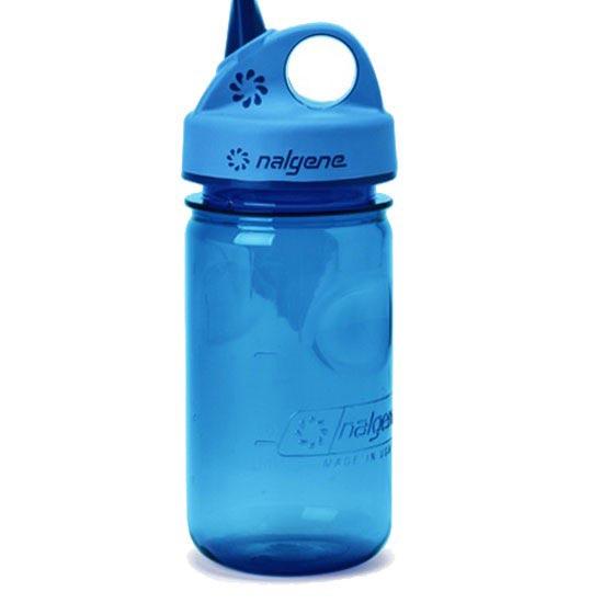 Nalgene Grip N'Gulp Water Bottle 375 ml - Blue